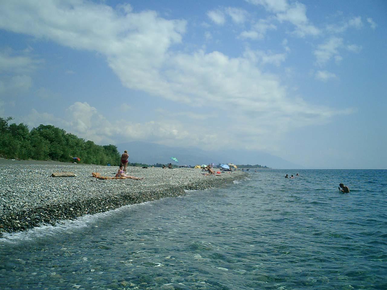 Южная озереевка фото пляжей и набережной 2018